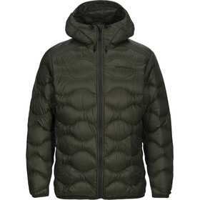Peak Performance Helium Hood Jacket Herr Forest Night